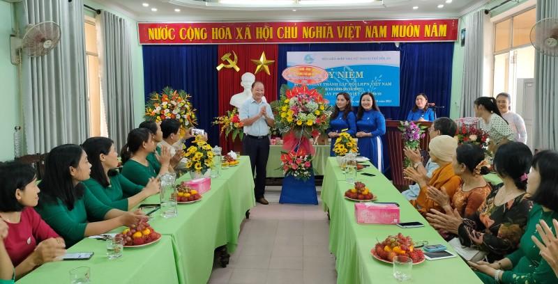 Hội An kỷ niệm 91 năm ngày thành lập Hội LHPN Việt Nam (20/10)